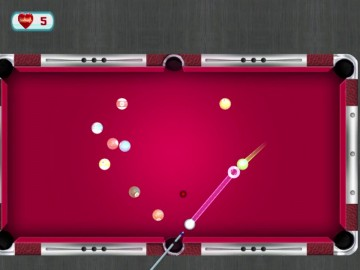 8 Ball Bilard Pool